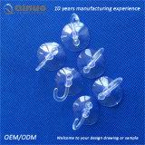 Qinuo China freie Plastikabsaugung-Cup des Verkäufer-25mm mit Haken