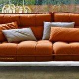 Sofá de venda quente da tela da mobília da sala de visitas do hotel (F1110#-4)