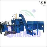 Y83W-3600 het automatische Horizontale Blok die van het Metaal van het Koper van het Schroot Machine maken (Ce)