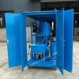 Biodiesel를 생성하는 3000L/H에 의하여 사용되는 식물성 식용유 정화기
