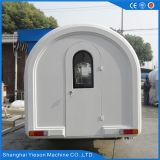 Ys-Fb200j 3.25m de Blauwe en Witte Mobiele Snelle Auto van de Keuken voor Verkoop