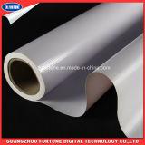 Material ao ar livre da impressão de Rolls da bandeira do cabo flexível do PVC