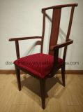Preiswerter Foshan-großartiger Aluminiumbankett-Arm-Stuhl-Bambusgroßverkauf