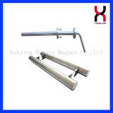 Imán permanente Rod de los productos N52 de la barra de los imanes magnéticos de NdFeB