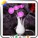 LED Intelligence USB Light-Operated Vase Shape Night Light