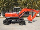 Excavador de la rueda Bd-80 de China con precio bajo