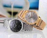 ステンレス鋼の日付シェルのダイヤルの自動腕時計