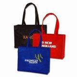 Grandi sacchetti di Tote stampati marchio su ordinazione della spiaggia (LJ-NWB03)