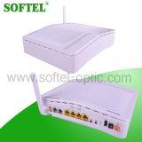 4 Fe Port Epon WiFi ONU, 2 VoIP ONU