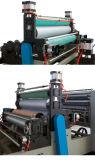 Toalha de mão de papel de dobramento de alta velocidade da laminação Z da colagem que faz a máquina