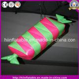 Подгонянная конфета воздушного шара раздувная для украшения рождества