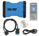 Tcs Cdp+ PRO plus het Auto Kenmerkende Hulpmiddel van 2014.2 Versie met Meertalige direct Fabriek Bluetooth