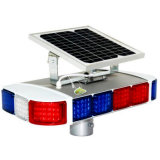 Luz de advertência instantânea solar de sinal de tráfego Light/LED