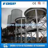 Силосохранилище агрегата пшеничной муки с поддержкой стальной структуры