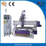 Гравировальный станок CNC изменителя инструмента оси Acut-1325 3 круглый автоматический