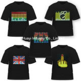 LED Light Up Luminescent T Shirts