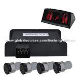 Sensori senza fili di parcheggio della visualizzazione di LED per i veicoli utilitari ed i bus
