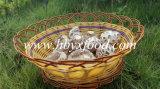 Hoogste Verkoop 34cm Leverancier van de Paddestoel van de Bloem van /4-5 Cm de Droge Diepe Witte