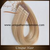 Fita loura da cinza por atacado em extensões do cabelo