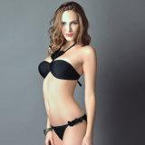 Zwei Stücke Bikini-Badebekleidungs-