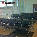 Ls-517nb de Elegante Kussen Opgevulde Zetel van de Troep van de Luchthaven Wachtende