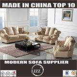 Sofá de couro moderno contemporâneo (Lz1788)