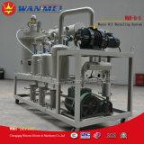 Pétrole de rebut réutilisant le matériel par la distillation sous vide - série de Wmr-B