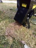 9HP Loncin Herramienta de jardín de motor Wood Chipper Shredder Wood Cutter