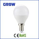 3/4/5/6/7W bulbo de interior de las energías bajas G45 E14 LED (G45-2856-RC)