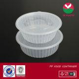 Nahrungsmittelbehälter (freier runder Inh. mit Kappe)