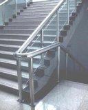 Balustrade d'acier inoxydable pour des escaliers