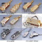 Het Model van de Juwelen van de Aandrijving van de Flits USB