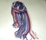 Écharpe tricotée (09JY-Z-03)