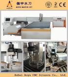 Corte con chorro de agua de aluminio (CE)