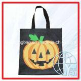 Saco relativo à promoção não tecido de Halloween (ENV-NVB009)