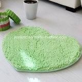 Супер Absorbent цветастая циновка чистки для спальни ванной комнаты