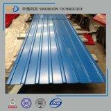 屋根ふきのためのGalvalumeの波形の鋼板