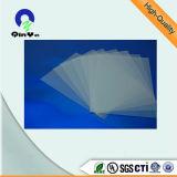 Anti UV Glanzend van de Korrel Duidelijk pvc- Blad