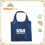 Bunte 210d Polyester Foldable Einkaufstasche