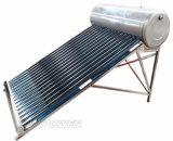 Calentador de agua solar para el área tropical
