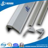 Non opération en aluminium de glissade flairant avec la bande de DEL pour le cinéma