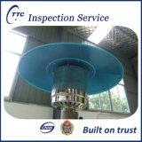 Serviço de confiança da inspeção da qualidade para o calefator