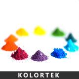 樹脂を染めるためのカラー顔料