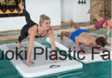 Stuoia di acqua gonfiabile della stuoia di Yoge per le strumentazioni di esercitazione (RC-685)