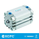 Cylinder compacto (serie de ADVU, ISO 6431 Standard)