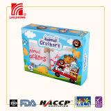 풍성하게 한 가루 건강한 식사 크래커 다채로운 상자
