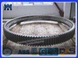 El anillo de acero del engranaje de la alta calidad parte el anillo del engranaje