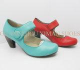 2012 chaussures en cuir de femme de mode (YMD002091-1)