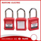 Loto 38mm 색깔 다른 안전 자물쇠 안전 통제