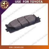 Gebrauch der Autoteil-Bremsbelag-04465-33450 für Toyota